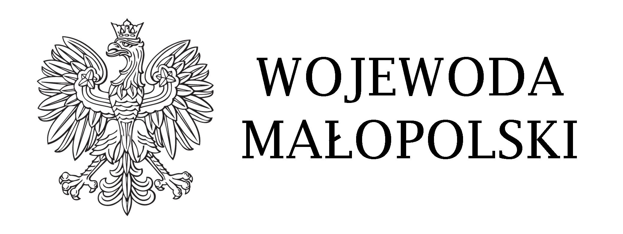 Logo Wojewoda Małopolski