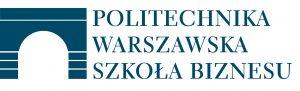 Logo Szkoła Biznesu PW