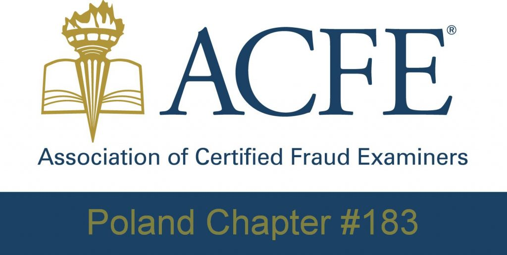ACFE logo - Poland Chapter #183 ACFE