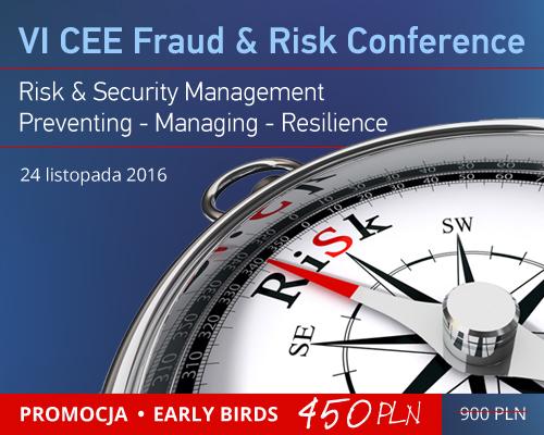 VI CEE Fraud & Risk Conference