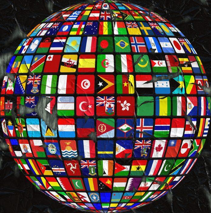 International świat międzynarodowy